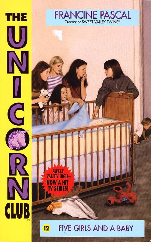 The Unicorn Club 12: Five Girls and a Baby