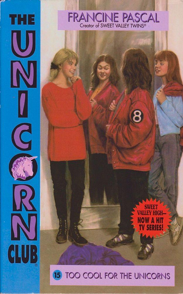 The Unicorn Club 15: Too Cool for the Unicorns