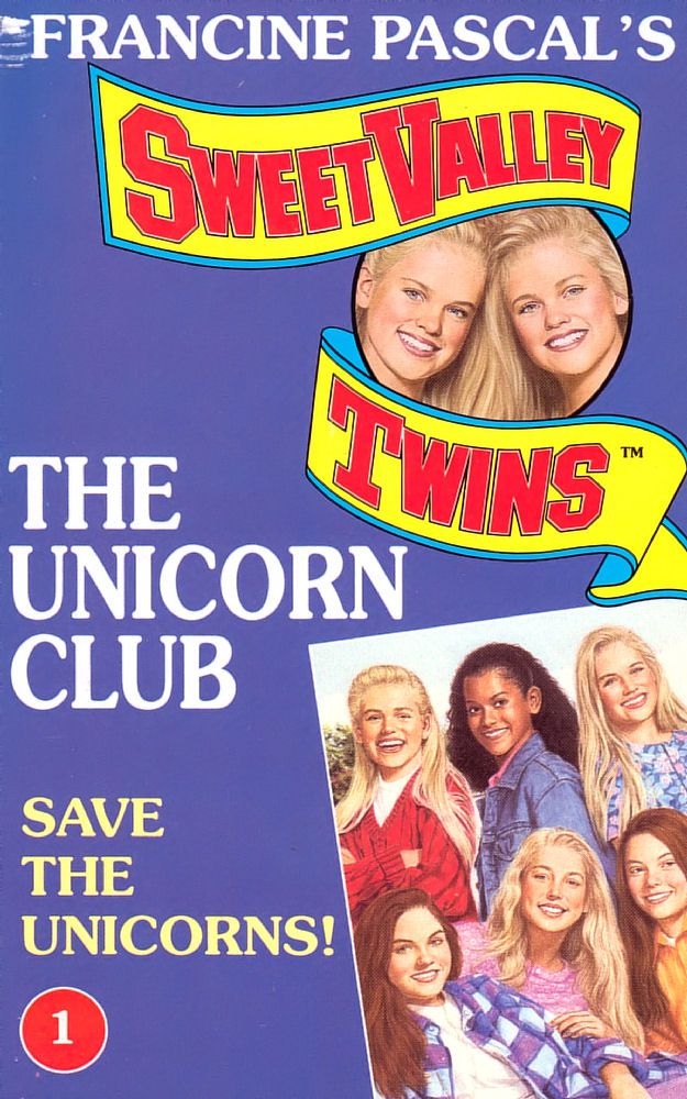 The Unicorn Club 1: Save the Unicorns! - Raven on 21 Sep 2020