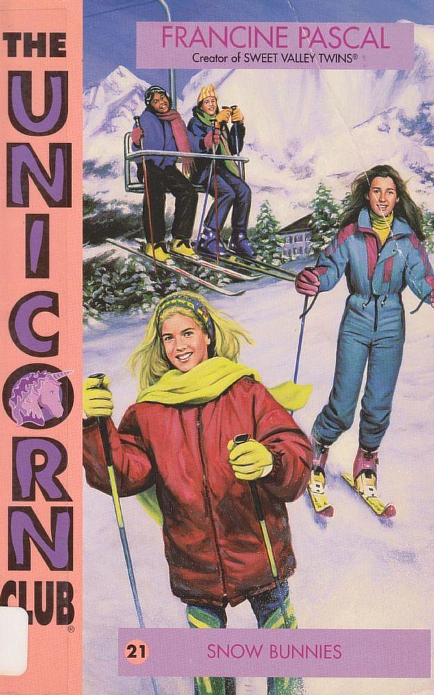 The Unicorn Club 21: Snow Bunnies