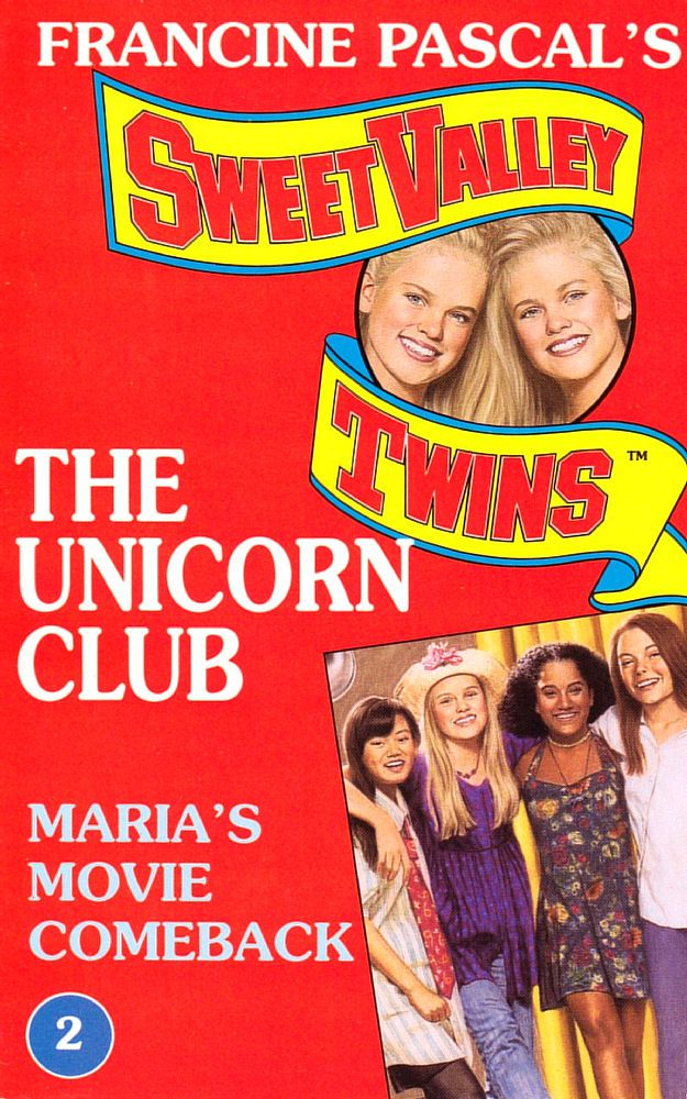 The Unicorn Club 2: Maria's Movie Comeback - Wing on 5 Oct 2020
