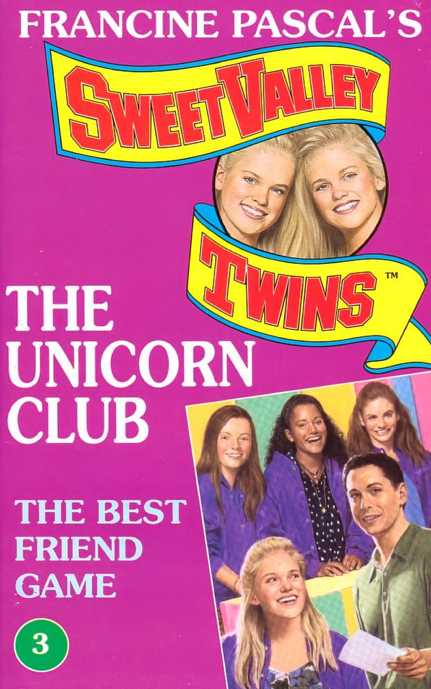 The Unicorn Club 3: The Best Friend Game - Dove on 12 Oct 2020