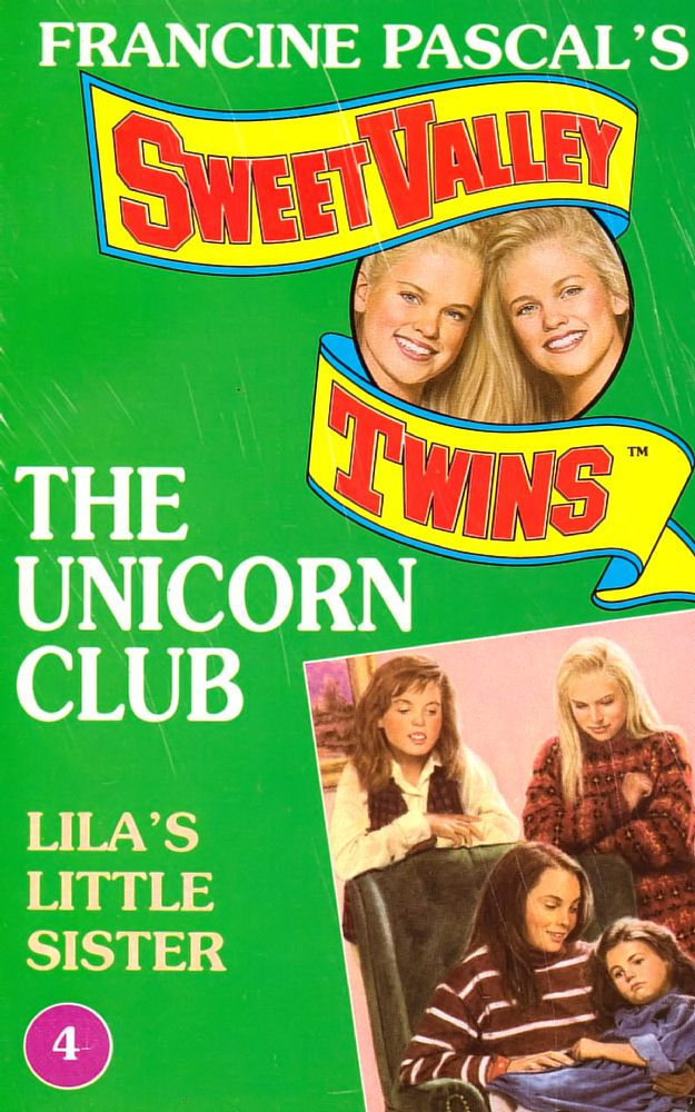 The Unicorn Club 4: Lila's Little Sister - Raven on 19 Oct 2020