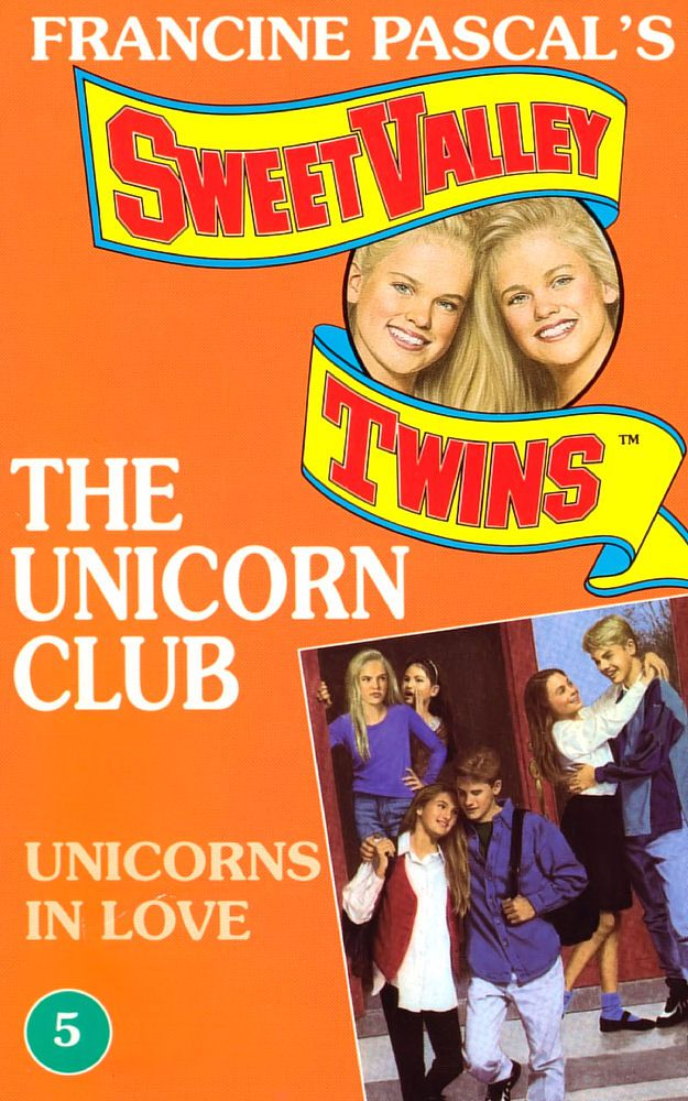 The Unicorn Club 5: Unicorns in Love - Wing on 2 Nov 2020