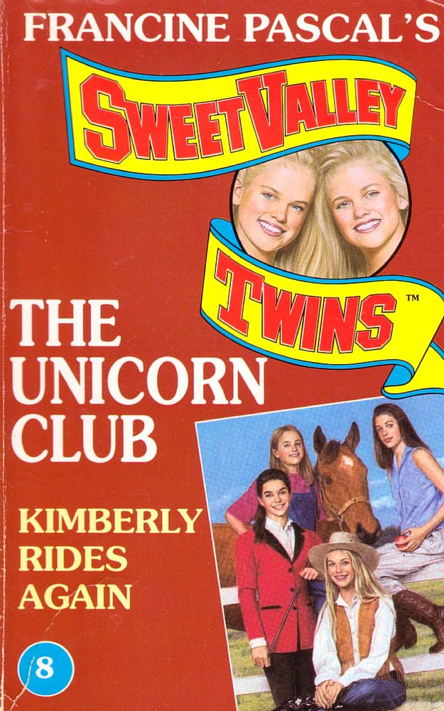 The Unicorn Club 8: Kimberly Rides Again
