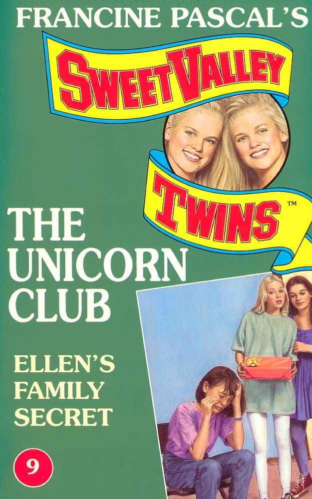 The Unicorn Club 9: Ellen's Family Secret